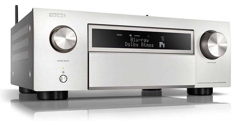 DENON AVC-X6700H - silver
