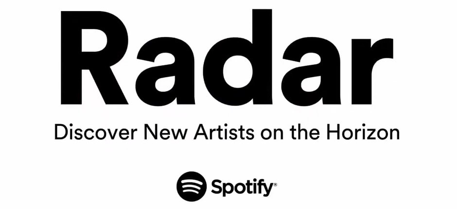 Spotify Radar
