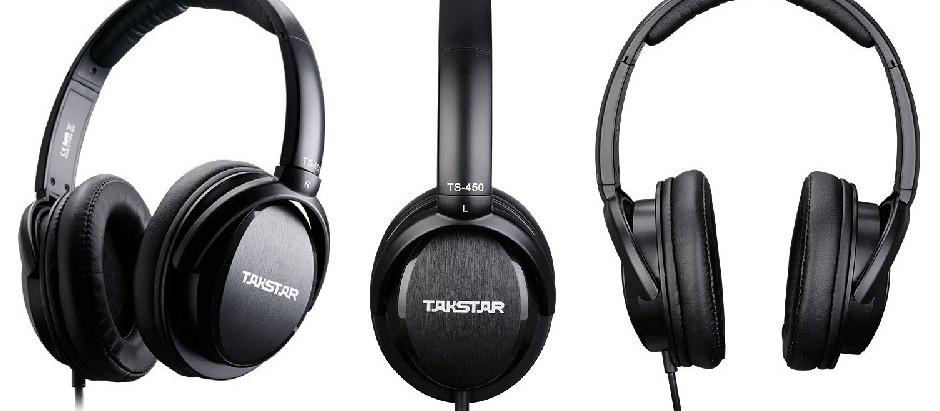 TAKSTAR TS-450 – słuchawki na każdą kieszeń