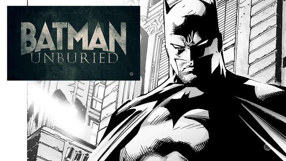 Spotify podcasts - Batman Unburied