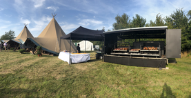 Function and Event BBQ Grill