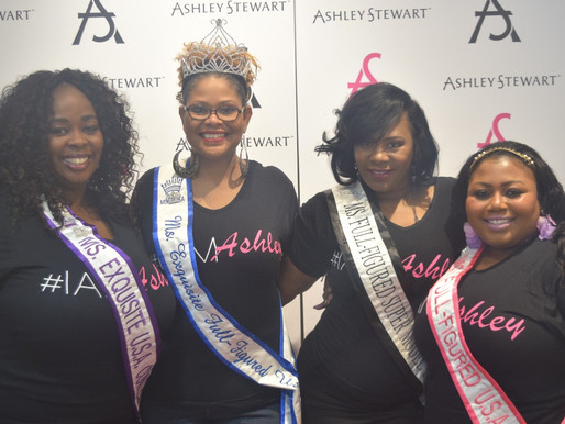 Newark Ashley Stewart Celebrates 1 Year by Collaborating in Style