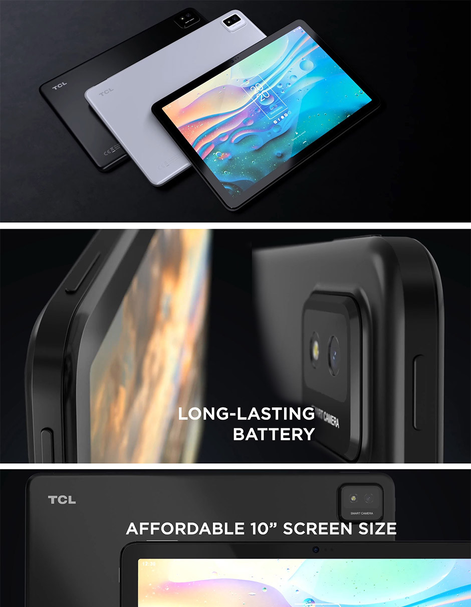 CES 2021 / TCL - TAB 10s