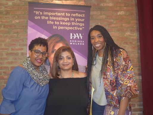 Dorinda Walker Shares Her Purpose and Her Platform