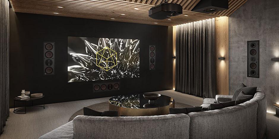 Kino domowe na głośnikach DALI CI