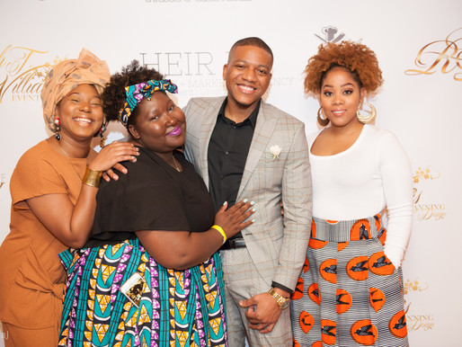 Adventures in Kekeland: Seeing the Gold I Want to Hold at the 2nd Annual 35 Heirs Gala