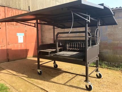 Mobile Barbecue