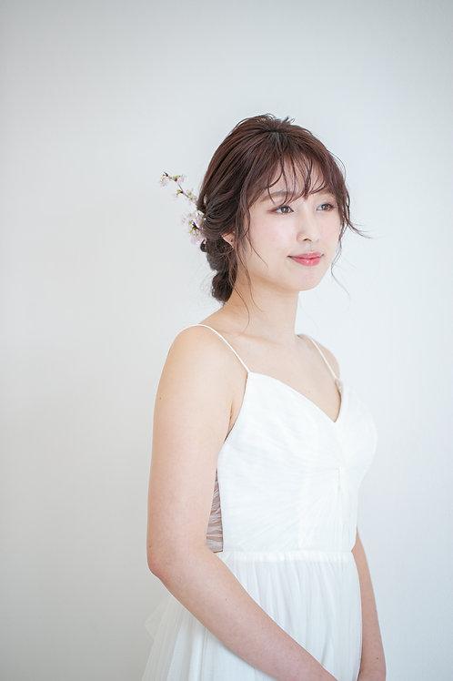 BHLDN -simple gown-