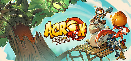 Acron: Attack of the Squirrels