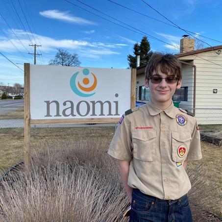 March InstaGrant: Naomi Community