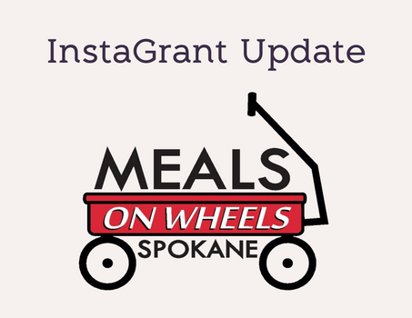 February InstaGrant: Meals on Wheels