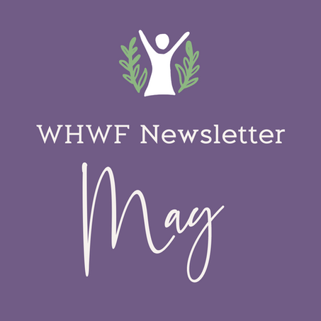 WHWF May Newsletter