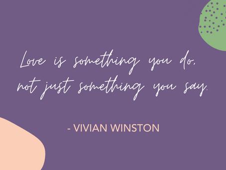 Remembering Vivian Winston