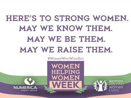 Women Helping Women Week- Five Ways to Show Your Support