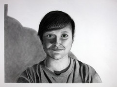 Basic Drawing Self Portrait