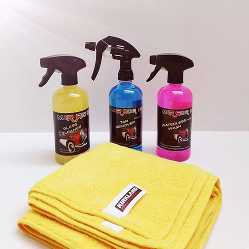 Race/Track Day Cleaning Kit