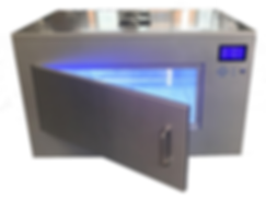 """ALT=''GSP LED UV Cure oven for silicon wafer"""""""