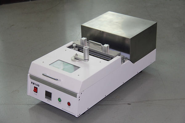 ALT=''GSP Manual dicing tape mounter""