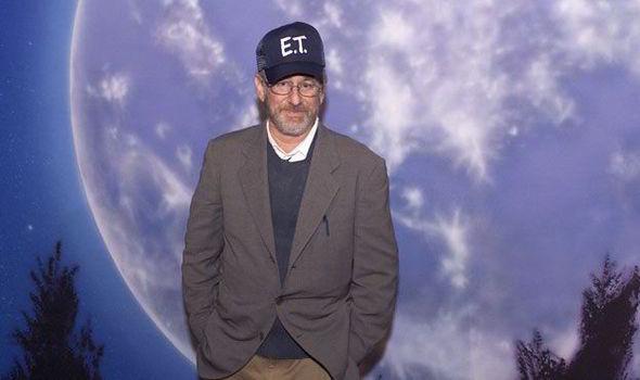 Steven Spielberg gives ET showing approval in Jersey