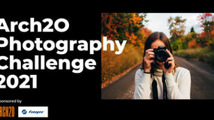 Arch2O Photography Challenge 2021