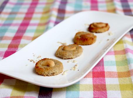 Bouchées coco-banane