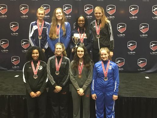 BFC's Junior Olympics in Memphis