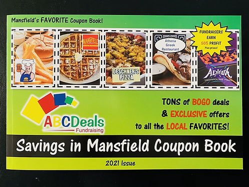 2021 Coupon Book