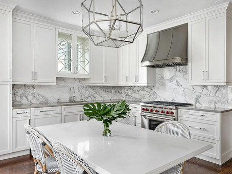 Backsplash your Kitchen or Washroom with this New Trend!
