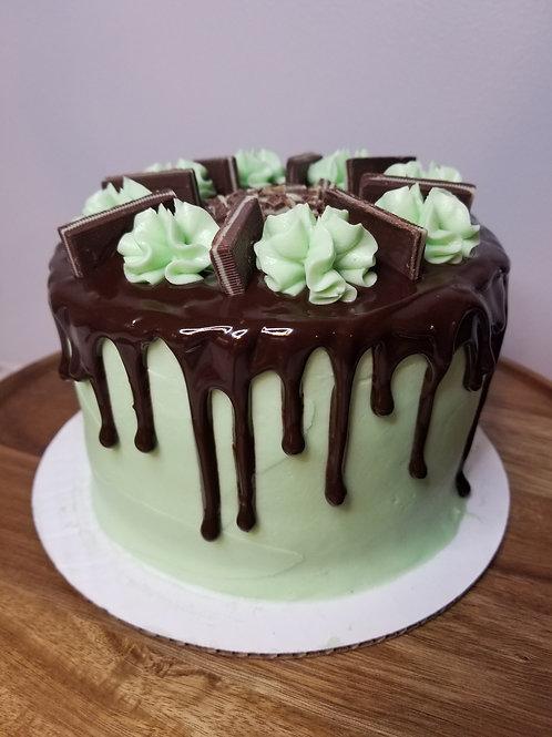 Mint Madness Cake