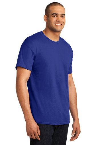 Hanes® - EcoSmart® 50/50 Cotton/Poly T-Shirt