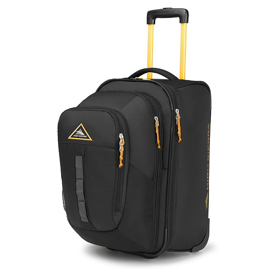 High Sierra Carry-On Wheeled Upright with Removable Daypack