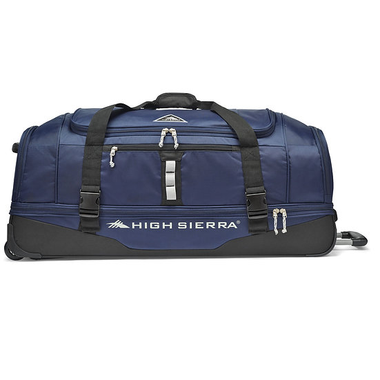 "High Sierra 36"" Wheeled Drop-Bottom Duffel"