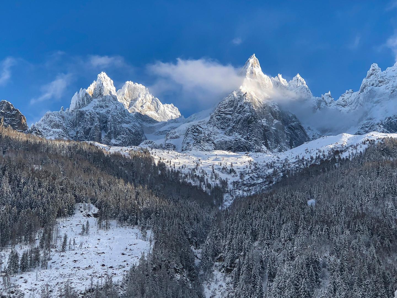 Chamonix, 2018