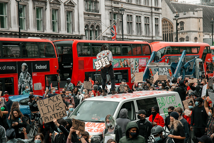 Black Lives Matter (London, 2020)