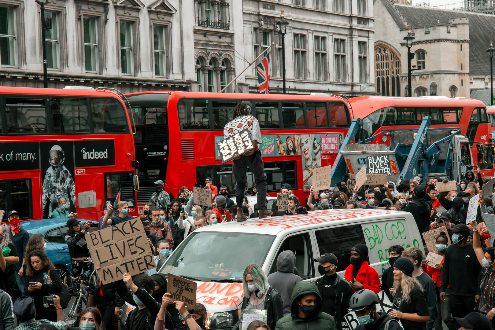 Black Lives Matter London 2020