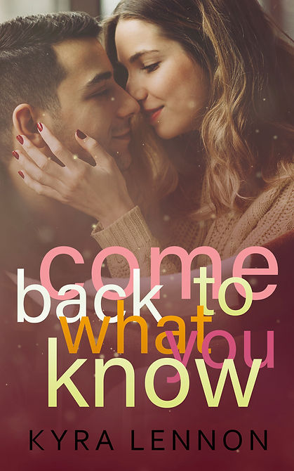 Come Back To What You Know - ebook cover