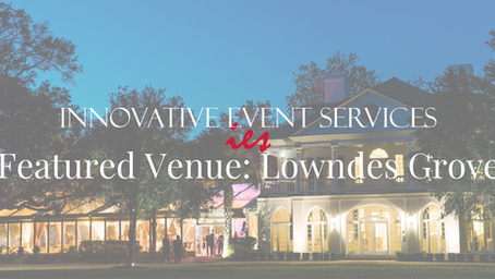 Featured Venue: Lowndes Grove