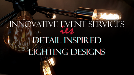 Detailed Inspired Lighting Designs