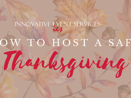 How to Host a Safe Thanksgiving