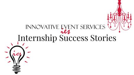 Internship Success Stories