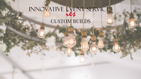 Personalize Your Event With a Custom Build