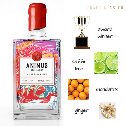Animus Ambrosian Gin
