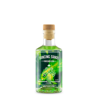 Dancing Sands Wasabi Gin 200ml, 58% ABV