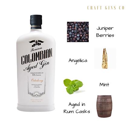 Colombian Dictator Ortodoxy Gin
