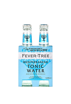 Fever Tree Mediterranean Tonic (Pack of 4)