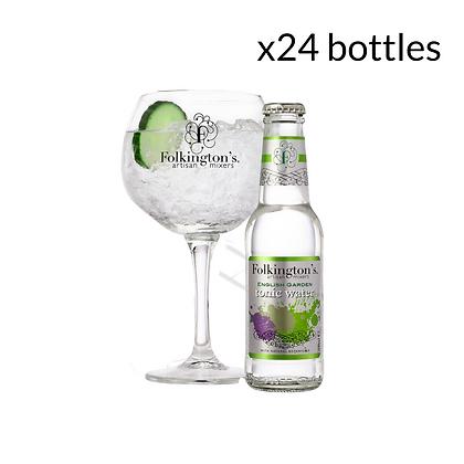 Folkington's English Garden Tonic (24 bottles)