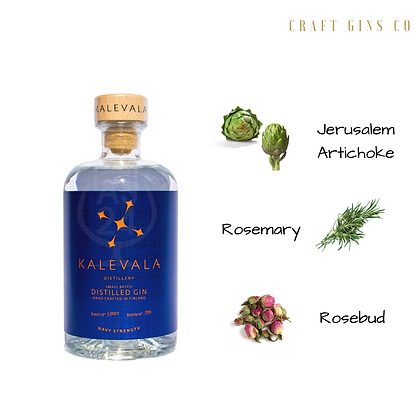 Kalevala Navy Strength Distilled Gin
