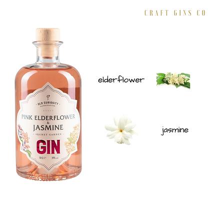 Old Curiosity Pink Elderflower & Jasmine Gin