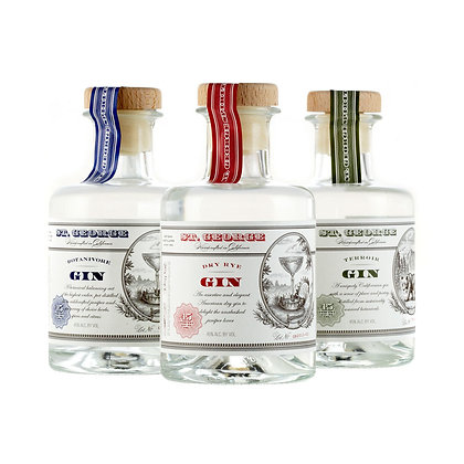 St George Miniature (3 pack gift set - 200ml each)