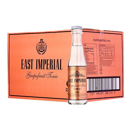 East Imperial Grapefruit Tonic (24 bottles)